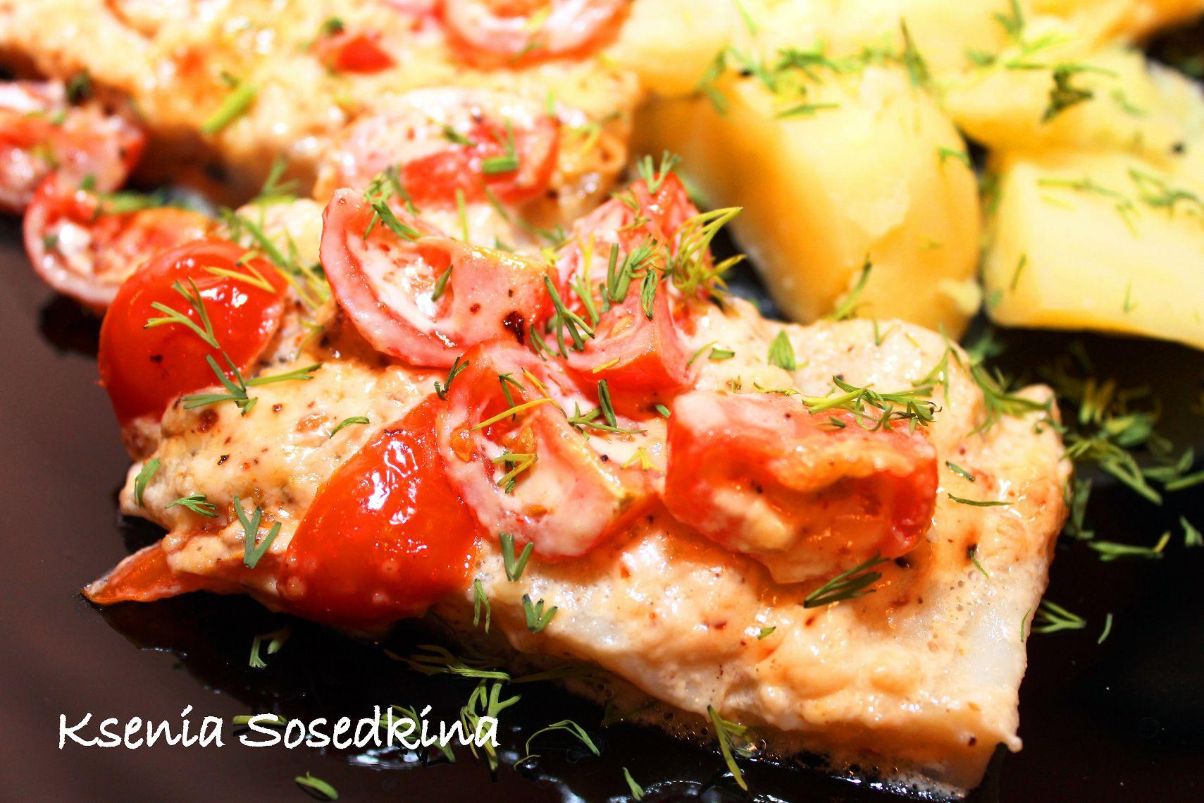 Как приготовить рыбу пангасиус в духовке рецепт