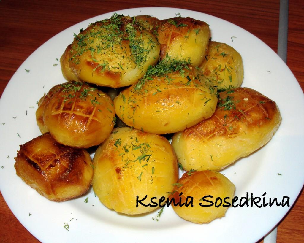 Приготовить из замороженного картофеля