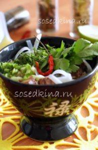 Вьетнамский суп Фо Бо (5)22