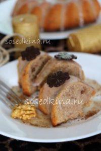 Кофейно-гречневый кекс с грецкими орехами (3)22